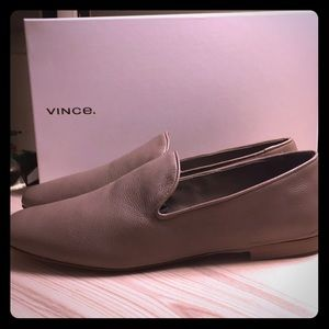 Vince / Bray / Gull Leather / Size 7.5 M